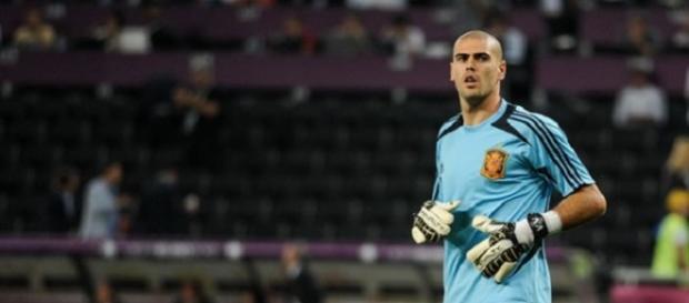 Víctor Valdes podría volver a la liga española