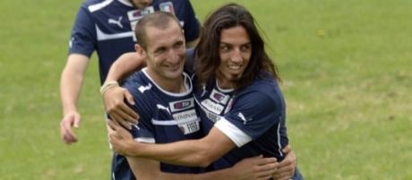 Ezequiel Schelotto mais perto do Sporting