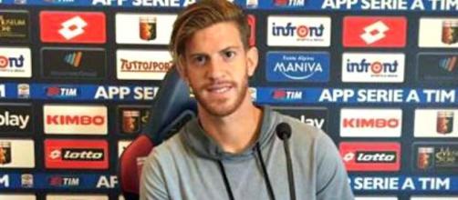 Ansaldi, nuovo difensore del Genoa