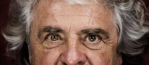 Beppe Grillo. ex comico e leader del M5S