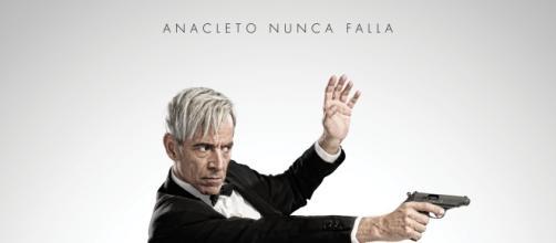 Cartel promocional de Anacleto