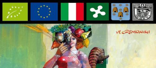 Cartolina commemorativa #biofera2015 #canzo