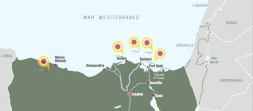 Eni scopre mega giacimento di gas in Egitto
