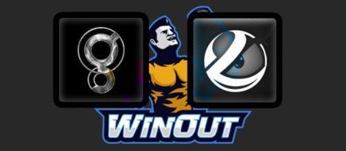 Games Academy e Luminosity Gaming no Winout