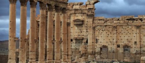 Las torres datan de los años 83 y 103 A. C