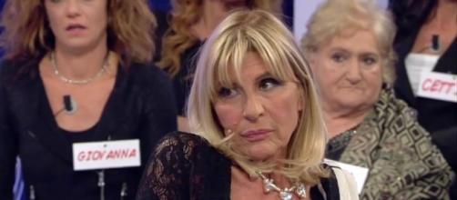 Uomini e Donne: Gemma Galgani lascia Giorgio