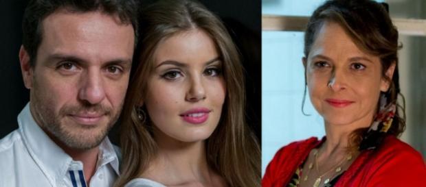 atores recebem novo roteiro de 'Verdades Secretas'