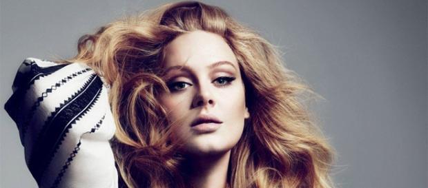 Cantora Adele. Foto: Vogue Magazine.