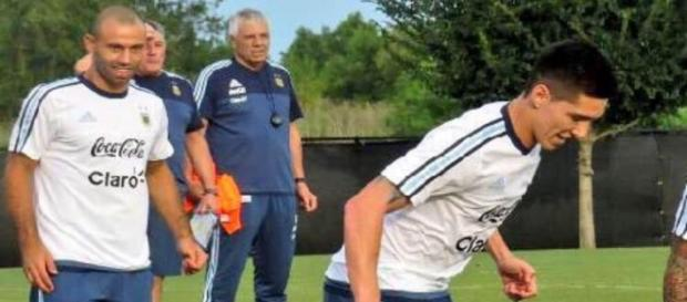 Kranevitter podría ser el sucesor de Mascherano