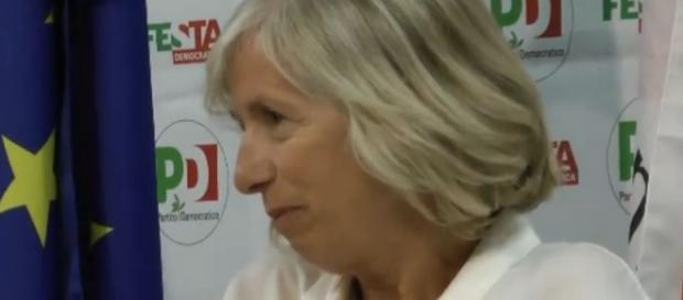 Ministro Giannini alla Festa dell'Unità a Torino