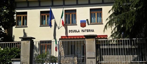 Uno dei tanti edifici scolastici