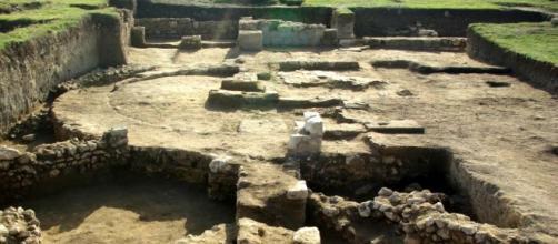 Cripta paleocristiana aparecida en Bulgaria
