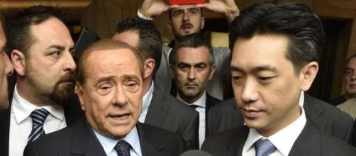 Il broker Mr Bee e Silvio Berlusconi