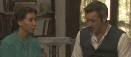 Il Segreto: Emilia e Alfonso in crisi!