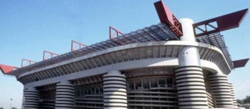 """Lo Stadio """"Meazza - San Siro"""" di Milano"""