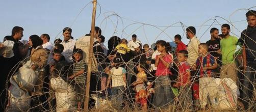 Refugiados. Foto: 3remetodista.