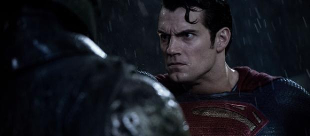 Batman vs Superman - o confronto.