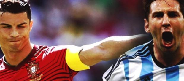 Cristiano Ronaldo faz com que Messi seja melhor.