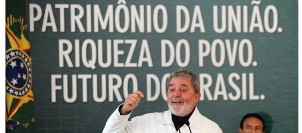 Luis Inacio Lula da Silva - ag Brasil