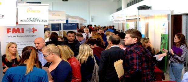 Maior feira de recrutamento bilíngue da Irlanda