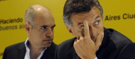 Denuncias penales y procesamiento de Macri