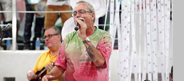 Morre Luizito da mangueira Foto:Extra.com