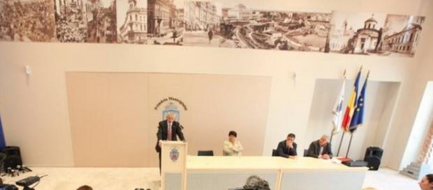 Sorin Oprescu a fost reţinut de procurori
