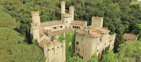 Vista del Castillo. castelldesantaflorentina.es