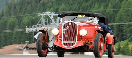 Fiat 508 Balilla Sport del 1934