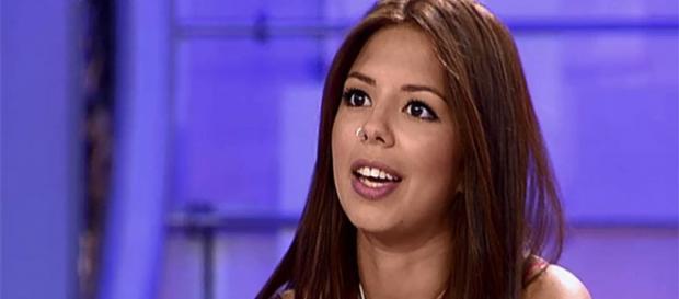 Anaís, portada de la revista Interviú