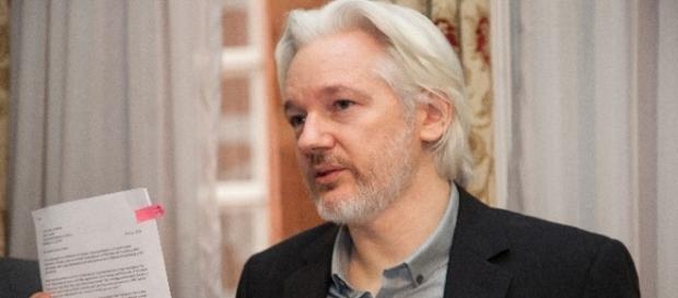 Julien Ansage ist der Gründer von Wikileaks