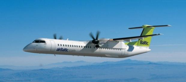 Linie Air Baltic uruchomiły połączenia z Radomia