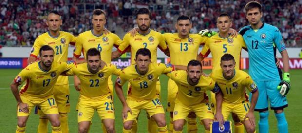 Naționala României joacă astăzi cu Grecia