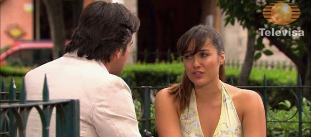 Otávio encontra Lupita e pede ajuda a Juanita