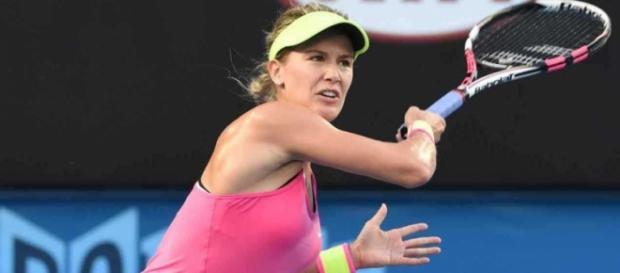 Tenista canadense sofreu forte queda no vestiário
