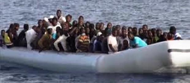 Uchodźcy z Afryki, rekordowy weekend