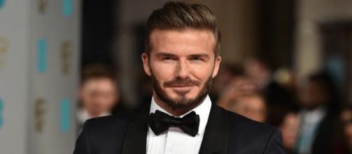 David Beckham si reinventa attore