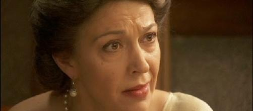 Donna Francisca vuole il bambino di Maria