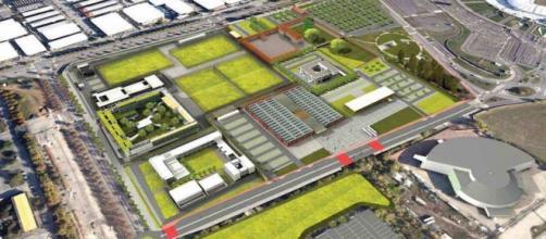 L'intero impianto sarà pronto per il 2017