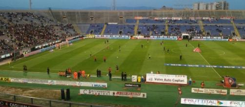 """Lo Stadio """"Sant'Elia"""" di Cagliari"""