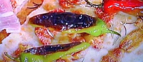 Pizza al prosciutto crudo e fichi di Bonci