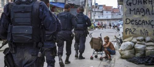 Polícia brasileira é a que mais mata no mundo