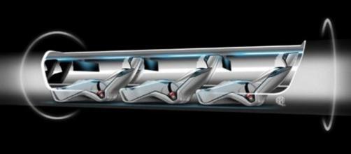 Progetto Hyperloop, per viaggiare a 1500 km/h