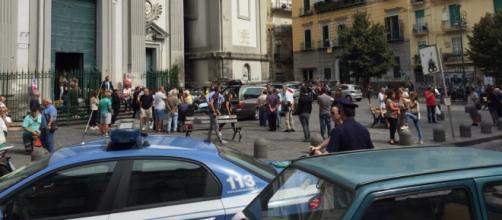 Rione Sanità a Napoli, teatro dei recenti omicidi