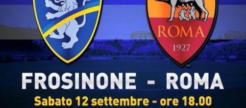 Serie A 2015/16: Frosinone-Roma, tutte le info