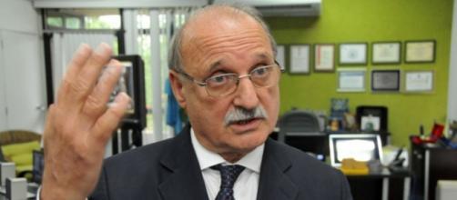 Wantuir Jacini, secretário de Segurança do RS