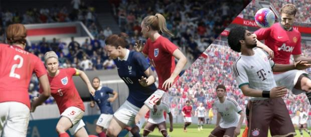FIFA 16 vs Pro Evolution Soccer 2016