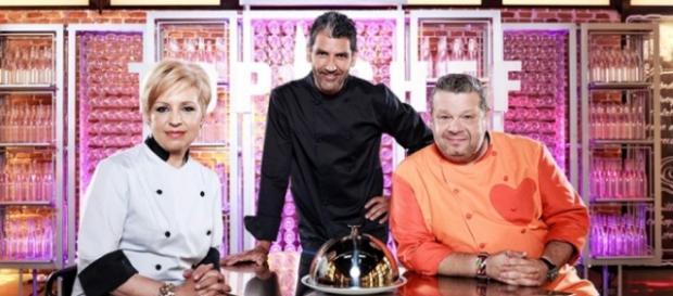 Los nuevos jueces de Top Chef 2015
