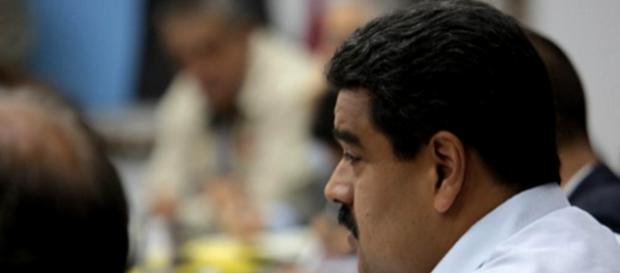 Maduro se reunió el lunes con su Gabinete