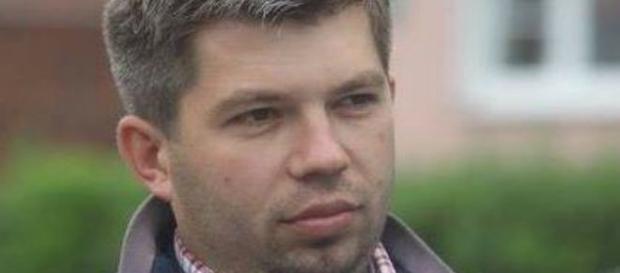 Paweł Szakiewicz - zdjęcie z profilu na Facebooku